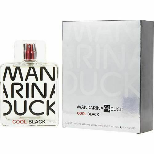 Cologne mandarina duck cool black by mandarina duck edt spray 3 4 oz men - Mandarina home online ...