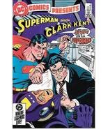 DC Comics Presents Comic Book #79 Superman DC Comics 1985 VERY FINE- - $2.25