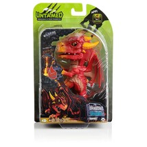 Fingerlings Untamed Dragon Wildfire Red Action Figure - New & Sealed! - $14.20