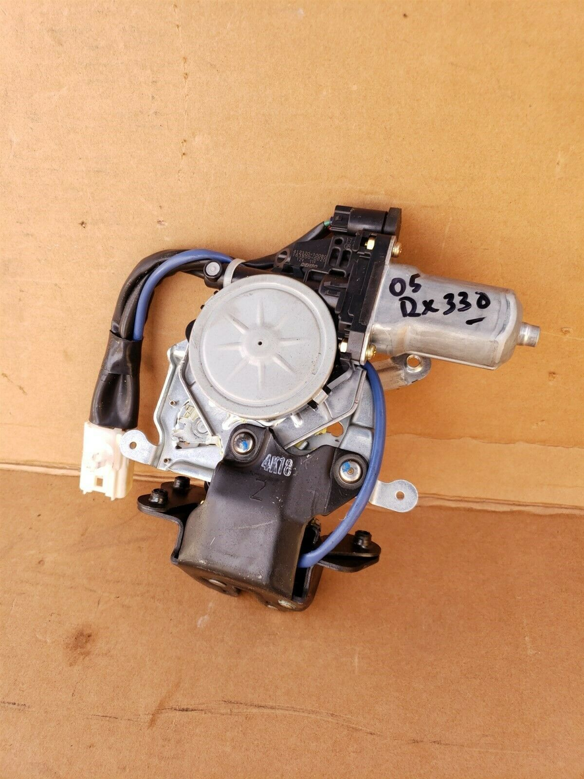 04-06 Lexus RX330 Rear Hatch Tailgate Liftgate Power Lock Latch Motor Actuator