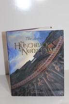 Art of the Hunchback of Natre Dame Stephen Rebello HC DJ - $29.95