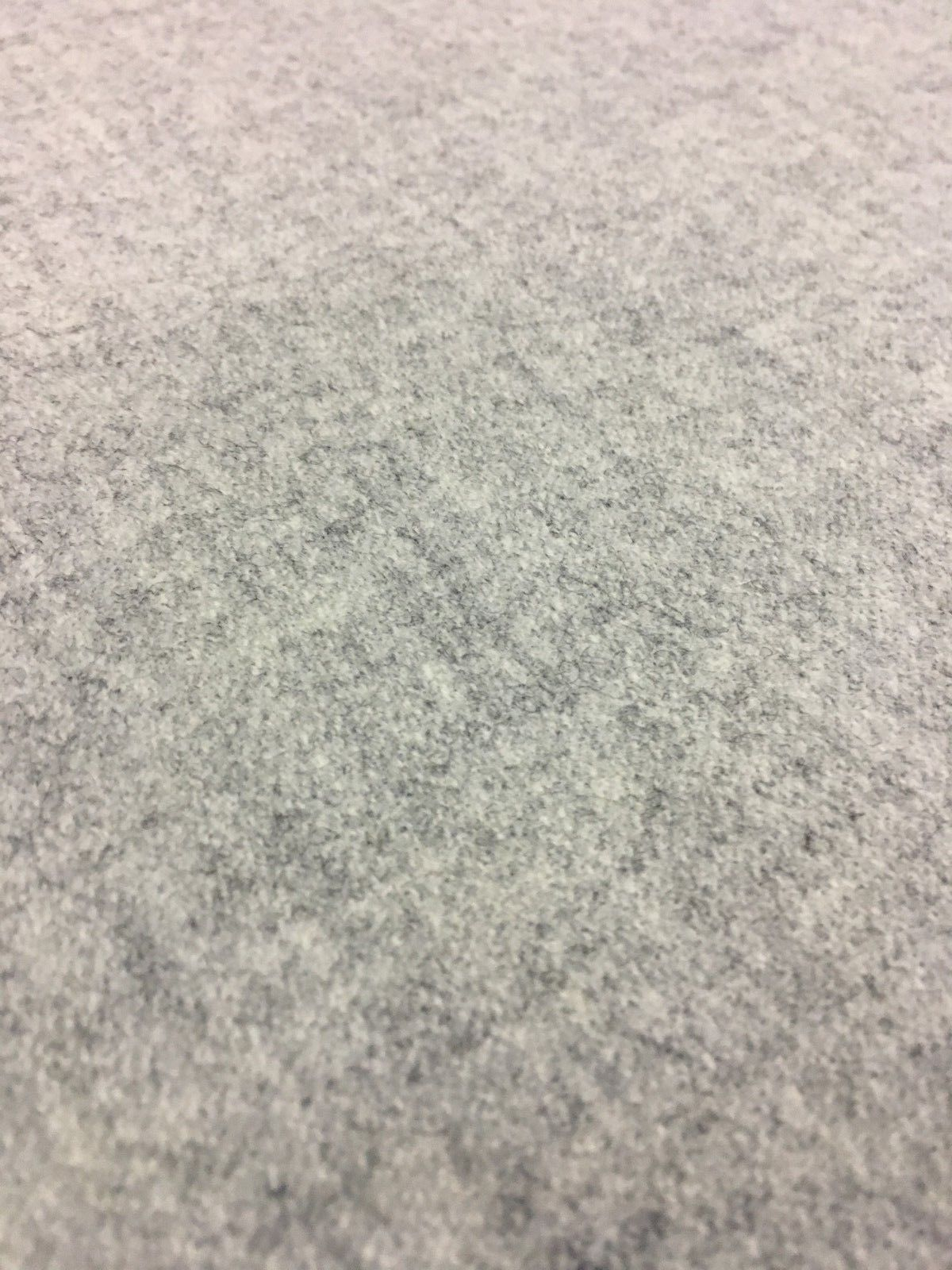 Mid Century Upholstery Fabric Gray Woven Wool 2 yds K
