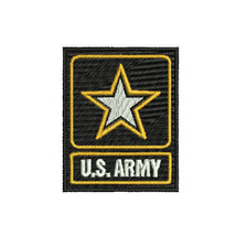 US Army emblem Embroidered Men Polo Shirt - $29.95+