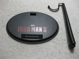 """Base/Stand -Mandarin -Iron Man 3 -MMS211 -1/6 scale - For 12"""" figure - H... - $11.65"""