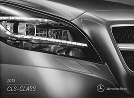 2013 Mercedes-Benz CLS-CLASS brochure catalog US 550 CLS63 AMG - $10.00