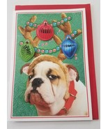 NEW Shoebox by Hallmark Christmas Greeting Card and Envelope - $5.40