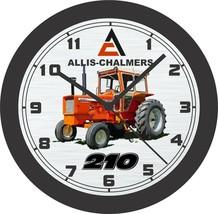 Allis-Chalmers 210 Tractor Wall Clock-Free US Ship-John Deere, Farmall - $30.68+