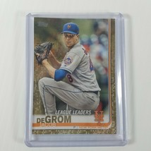 2019 Topps League Leaders Jacob DeGrom #19 Numbered 1845/2019 - $28.99