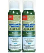 (2) Du Pont 15 Oz Water Based Standard Easy Use Aerosol Grout Sealer - $29.69