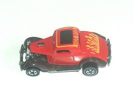 VTG 1979 Mattel Hot Wheels Ford Hi Raker Flames hot Rod Car Malaysia C8 80% - $17.48
