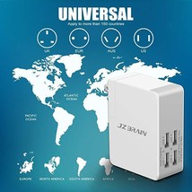 Sale 30%  Wall Charger UL Listed All in One Universal 4-Port USB Charger - $12.87