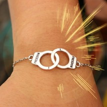 """You are mine"", handcuffs love spellbound bracelet + 10 days love spell - $27.90"
