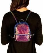Girls Micro Mini Backpack Magic Sequin Purse Blue Pink FASHION ANGELS $2... - $9.89