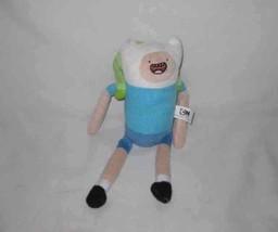 "Neat 11"" Plush Stuffed FINN From Adventuretime - $30.82"