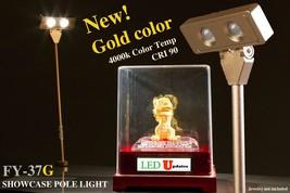 "LEDUPDATES 8"" Jewelry display showcase LED pole light FY-37G W/ UL power... - $59.39"