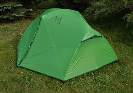 WILDERNESS EXCURSIONS 2 PERSON, 2 DOOR LIGHTWEIGHT HV TENT, HUBBA HUBBA ... - $160.00