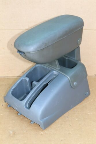 99 Suzuki Grand Vitara Center Console Armrest Arm Rest Storage Bin Cup Holder