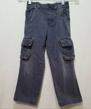Gray Cargo Pants Pants Toddler Size 5T 5 Old Navy Pull On - $14.99