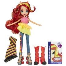 My Little Pony Equestria Girls Sunset Shimmer Doll, Hasbro - $54.49