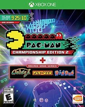Pac-Man Championship Edition 2 + Arcade Game Series - Xbox One [video game] - $33.66