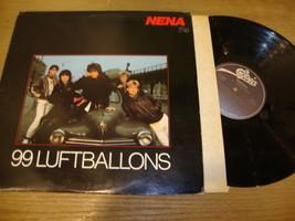 Nena - 99 Luft Balloons - LP Record  VG VG - $6.08