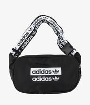 Adidas Vocal Waist Bag Organizer Bag Casual Unisex Backpack Travel Black... - $35.43