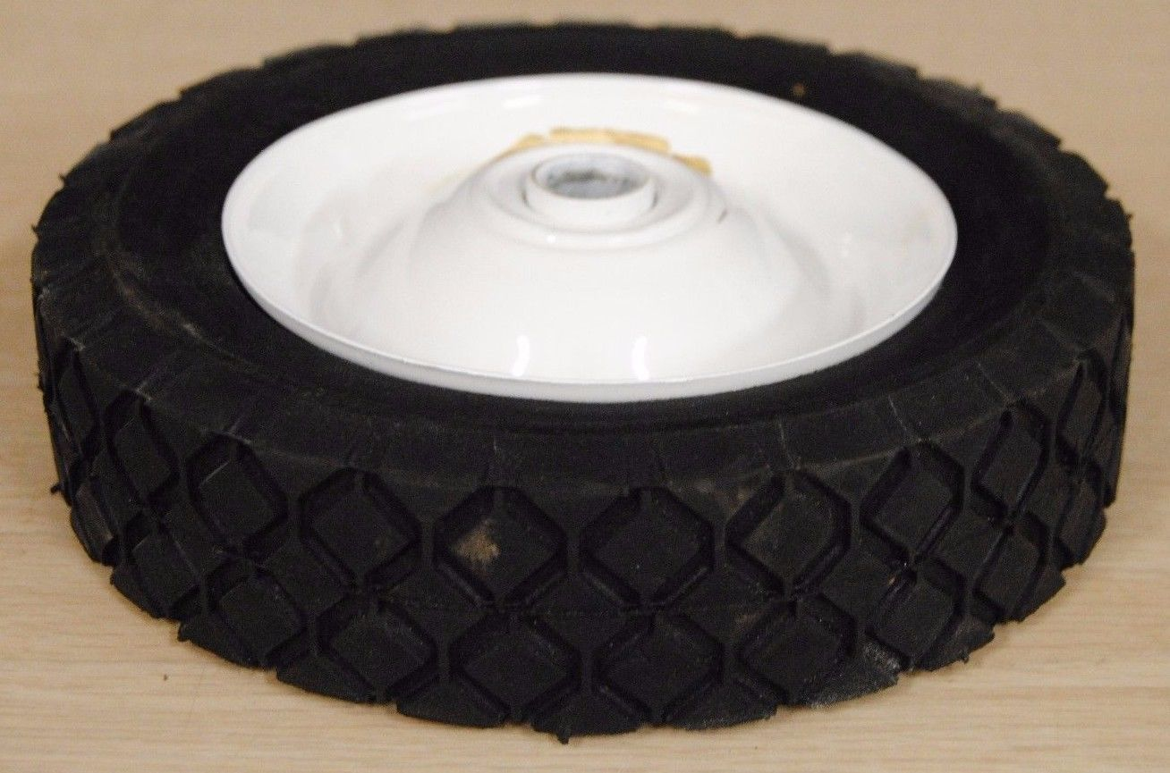 Stens Ball Bearing Wheel 6x1.50 Universal 185-009 (kz4dkt) image 2