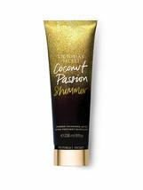 Victoria's Secret Coconut Passion Shimmer 8.0 Fluid Ounces Fragrance Lotion - $18.95
