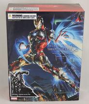 New Marvel Universe Variant Iron Man Play Arts KAI Square-Enix Action Fi... - $116.00