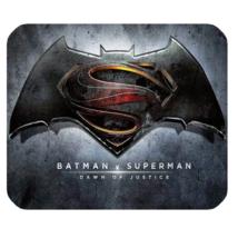 Mouse Pad Batman VS Superman Logo Superheroes Animation Movie Fantasy For Game - $9.00