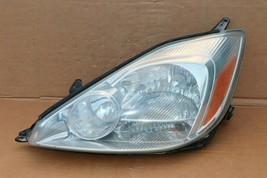 04-05 Sienna HID Xenon Headlight Lamp Driver Left LH - POLISHED image 1