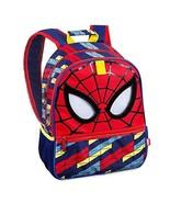 Disney Store Marvel Spider-Man Backpack Kids Daypack School Work & Play  - $29.65