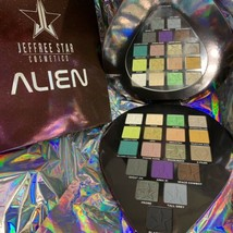 *TRUSTED SELLER* Jeffree Star Cosmetics ALIEN PALETTE NEW IN BOX* image 2