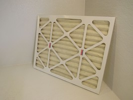 Purolator 16in x 20in x 1in Pleated Air Filter White HI-40 540022 Polyester - $13.49
