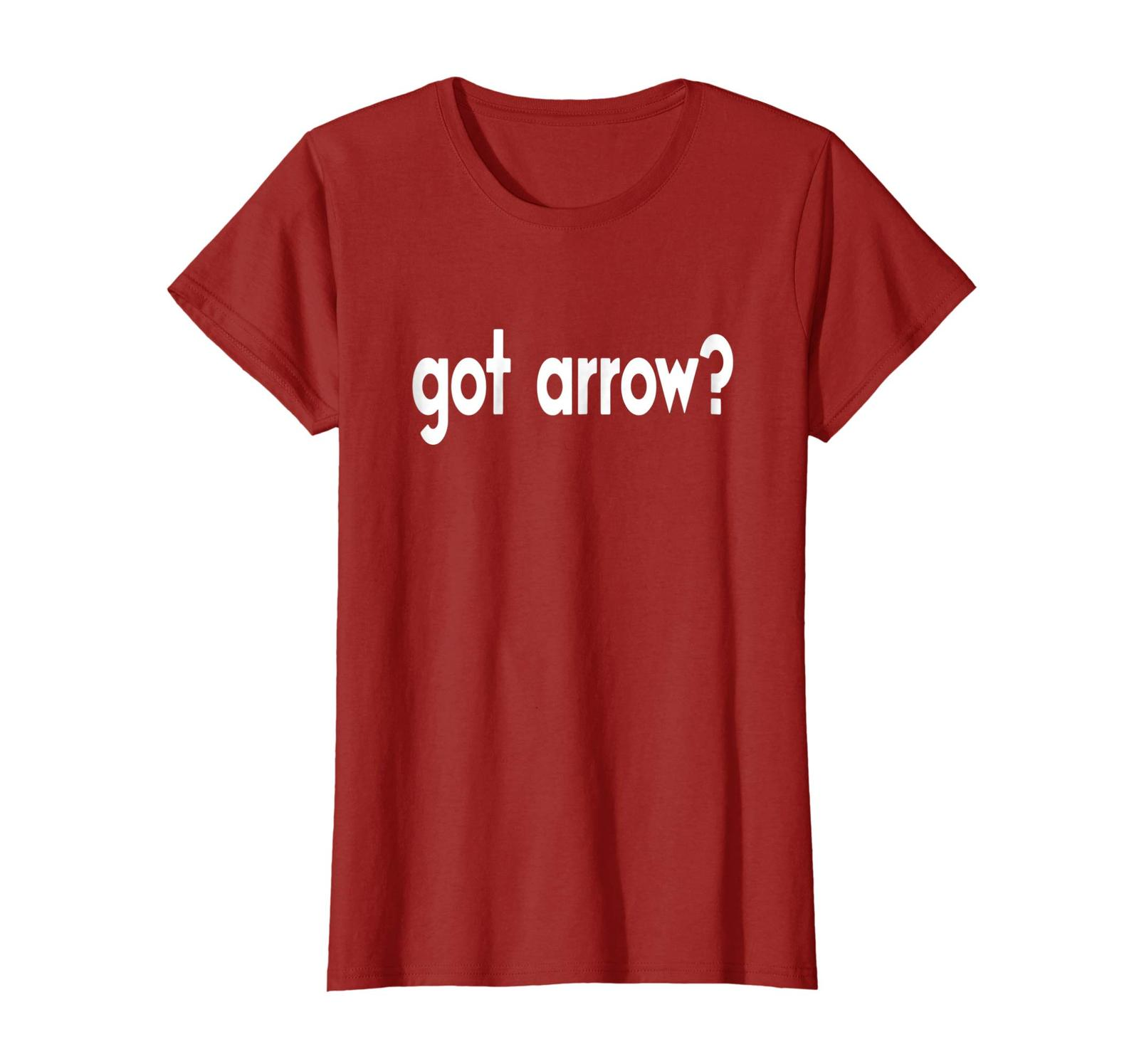 Primary image for New Shirts - Got Arrow Funny Bow Hunting Hunter Bow Arrow New T-shirt Wowen
