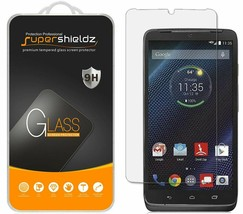 [2-Pack] Motorola Droid Turbo Tempered Glass Screen Protector, Supershie... - $11.50
