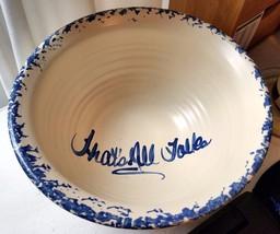 East Texas Pottery Stoneware Popcorn Bowl  - $5.90