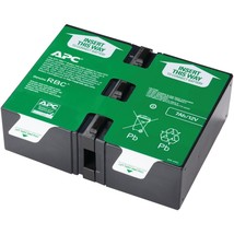 Apc By Schneider Electric Replacement Battery Cartridge #123 - $137.95