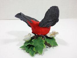 THE LENOX GARDEN BIRD COLLECTION Scarlet Tanager (Fine Porcelain 1992) image 6