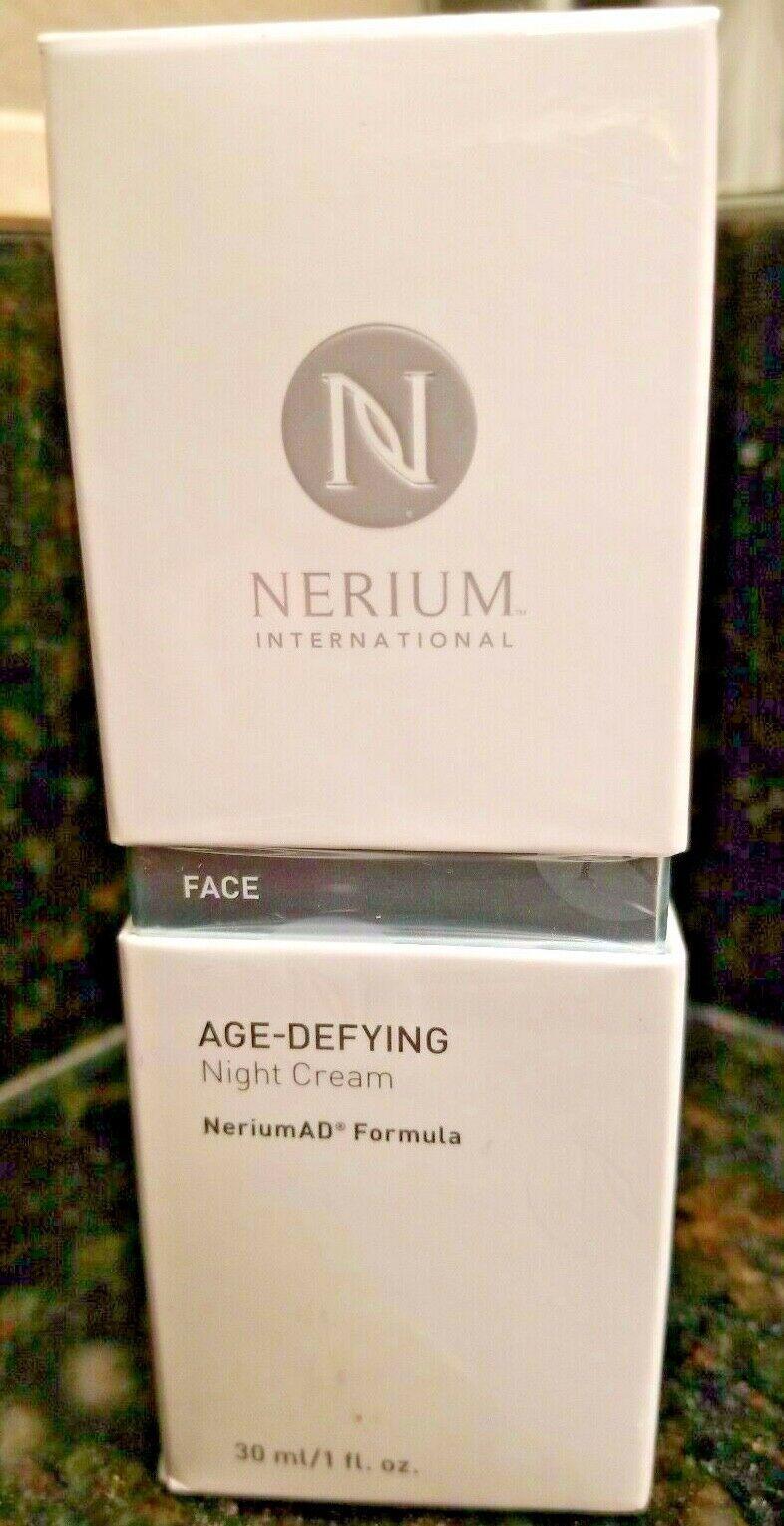 Nerium AD Age Defying Night Cream (1 Ounce) - NIB - 03/2022 - FRESH! - $38.78