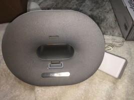 Philips Grey White iPhone/iPod Docking Speaker - $74.39