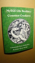 Dungeons Dragons - Bestiary Compilation *NM/MT 9.8* Old School Monster Manual - $21.00
