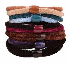 Hair Rope Hair Ties Pack of 6 - $14.14