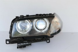 07-10 BMW E83 X3 LCI HID Xenon AFS DYNAMIC Headlight Driver Left LH - POLISHED image 2