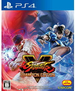 PlayStation 4 STREET FIGHTER V CHAMPION EDITION Video Game From Japan Of... - $69.29