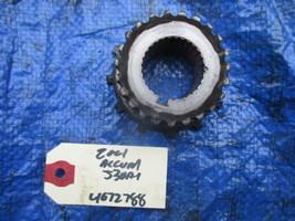 98-02 Honda Accord J30A1 OEM timing gear belt pulley J30 OEM VTEC 3.0 V6... - $39.99