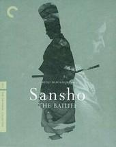 Sanshô the Bailiff (Blu-ray Disc, 2013, Criterion Collection) - $32.90
