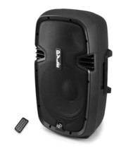 "Pyle PPHP837UB 8"" 600W Bluetooth Powered Speaker USB/AUX/MP3 Input & Remote - $219.00"