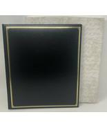 "C.R. Gibson Heritage Black Scrapbook S53C0 (Size 14-1/4x12-1/4"") Archiva... - $30.35"