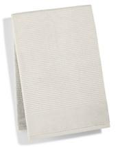 "Martha Stewart 27"" x 52"" Quick Dry Ivory  Reversible Bath Towel T4102160 - $14.10"